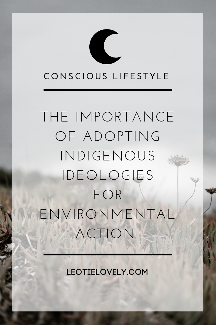 conscious living, rewinding, indigenous ecological knowledge, panpsychism, environmentalist, climate change, climate breakdown, climate action, zero waste, conscious lifestyle, slow living, green living, sustainable living, ethical living, Leotie Lovely