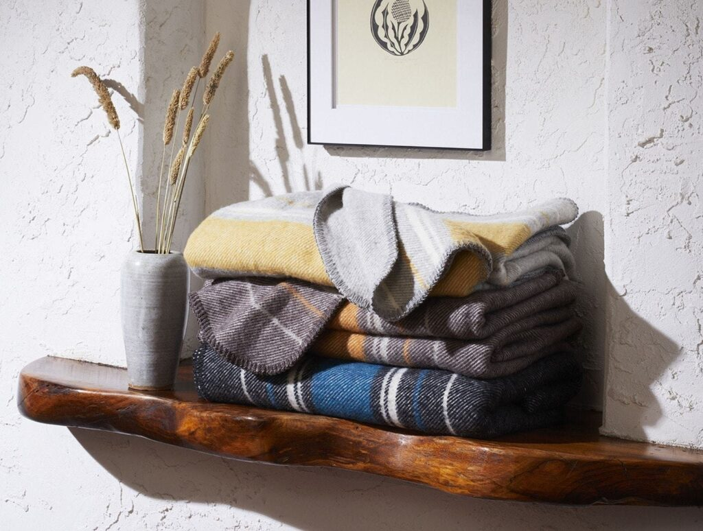 climate beneficial wool home